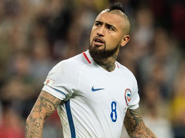 Arturo Vidal Akan Tinggalkan Barcelona demi Klub Tiongkok?