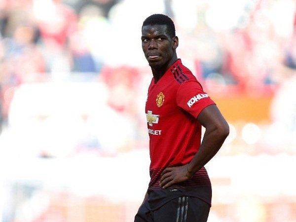 Manchester United Tak Berencana Jual Paul Pogba