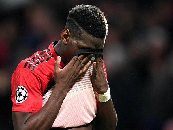 Paul Pogba Diminta Lupakan Real Madrid dan Bertahan di Manchester United