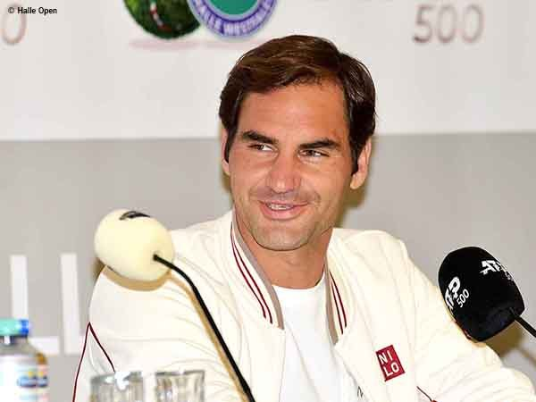 Tekanan Cukup Tinggi Juga Dirasakan Roger Federer