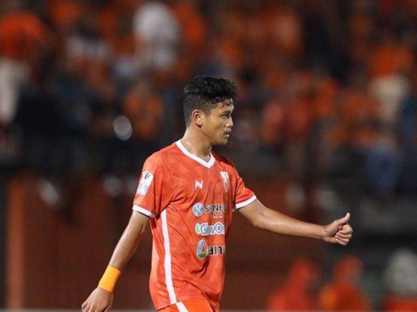 Usai TC, Fisik Penyerang Muda Borneo FC Kembali Fit