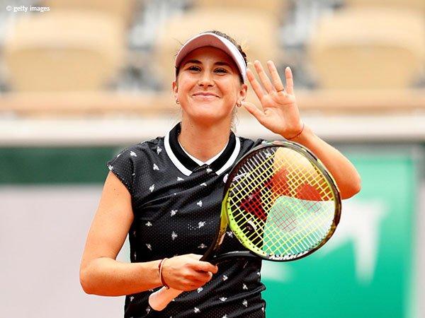 Jumpa Di Mallorca, Belinda Bencic Masih Terlalu Tangguh Bagi Rebecca Peterson