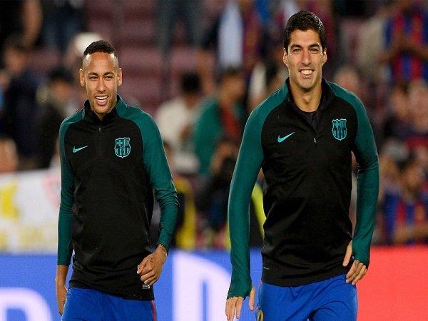 Luis Suarez Berharap Neymar Kembali Ke Barcelona