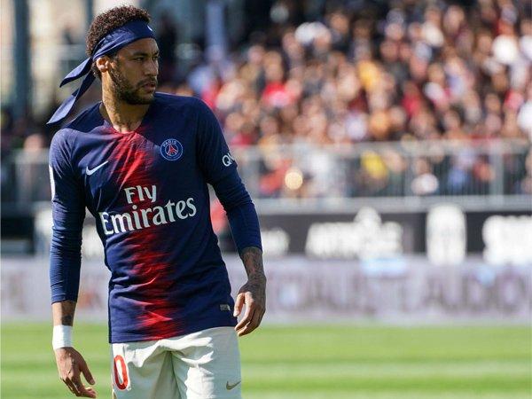 Paris Saint-Germain Tak Tutup Kemungkinan Lepas Neymar