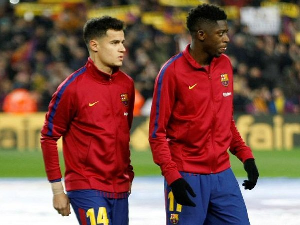 Barcelona akan Jual Coutinho dan Dembele Demi Pulangkan Neymar