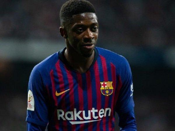 Diminati Liverpool, Barcelona Patok Harga untuk Ousmane Dembele