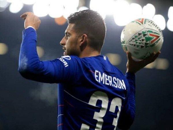 Emerson Bantah akan Ikuti Jejak Sarri ke Juventus