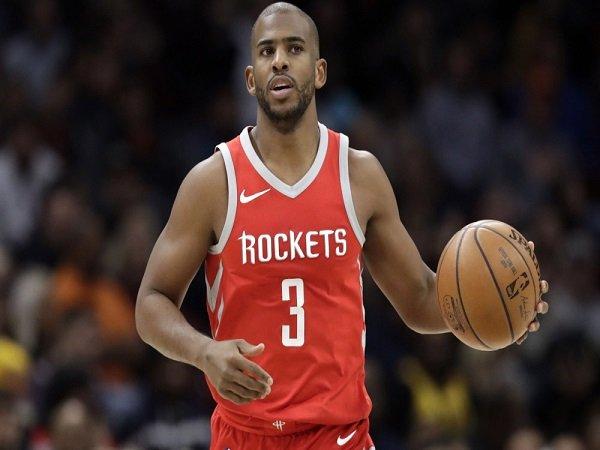 Manajer Rockets Bantah Isu Akan Lepas Chris Paul