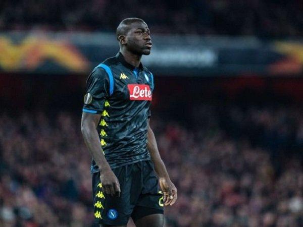 Manchester City Siapkan Tawaran untuk Gaet Koulibaly dari Napoli