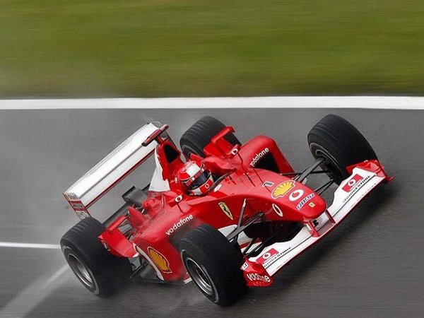 Mobil Ferrari Schumacher Bakal Dilelang di GP Abu Dhabi 2019