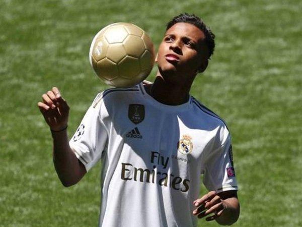 Ze Roberto Yakini Rodrygo Bisa Sesukses Vinicius di Real Madrid