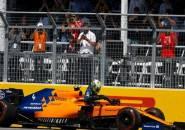 Rem Panas Jadi Pemicu Kerusakan Mobil Lando Norris di GP Kanada