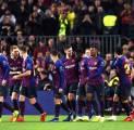 Barcelona akan Hadapi Napoli pada Piala La Liga-Serie A Pertama di Amerika Serikat