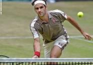Roger Federer Bertahan Dari Amukan Jo Wilfried Tsonga Di Halle
