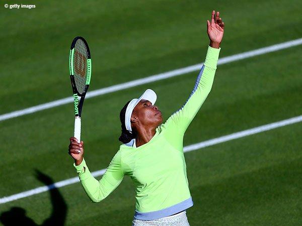 Venus Williams Hadang Ashleigh Barty Di Perempatfinal Birmingham