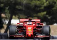 Vettel Nilai Upgrade Komponen Ferrari Belum Tunjukkan Peningkatan