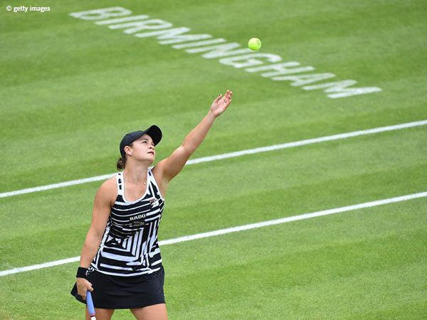 Melangkah Ke Final Di Birmingham, Ashleigh Barty Semakin Dekat Dengan Peringkat 1 Dunia