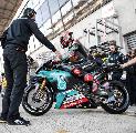 Quartararo Apresiasi Kerja Keras Seluruh Kru Tim Petronas Yamaha