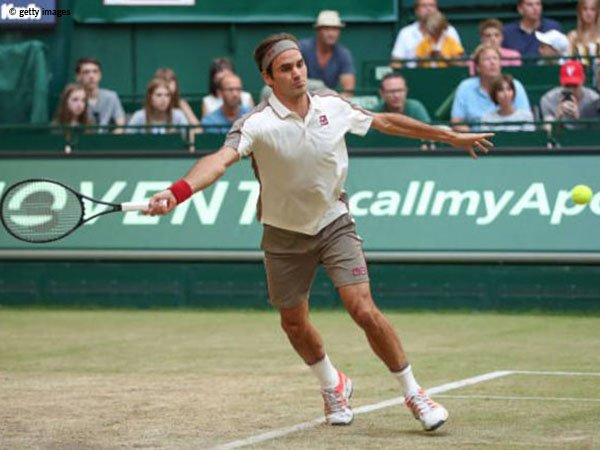 Roger Federer Siap Lakoni Final Ke-13 Di Halle