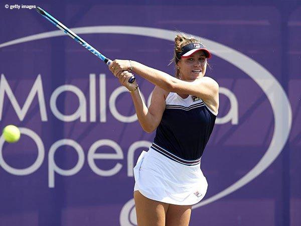 Sofia Kenin Melaju Ke Final Ketiganya Musim Ini Di Mallorca