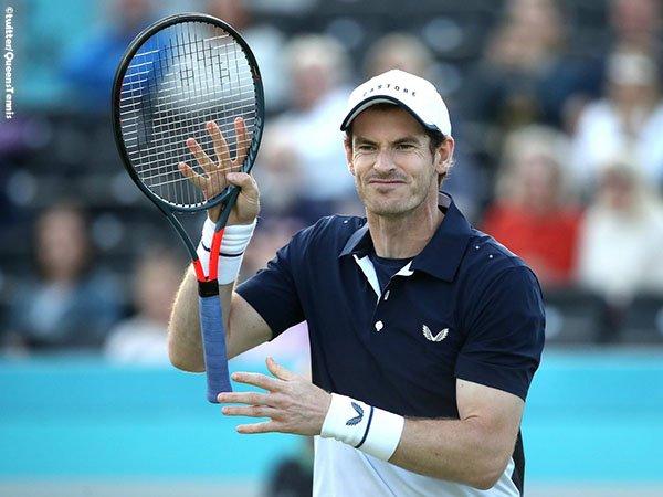 Andy Murray Temukan Kembali Hasrat Untuk Berkompetisi