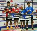 Hasil Final Malaysia International Series 2019: Indonesia Raih Tiga Gelar
