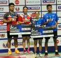 Hasil Final Malaysia International Series 2019: Indonesia Raih Tiga Gelar