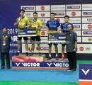 Kalahkan Pasangan Tuan Rumah, Ganda Putra Indonesia Juarai Malaysia International Series 2019