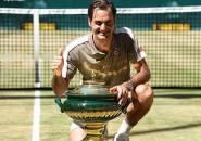 Roger Federer Kantongi Gelar Kesepuluh Di Halle