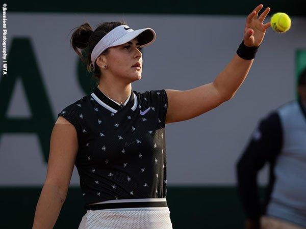 Cedera Urungkan Niat Bianca Andreescu Tampil Di Wimbledon