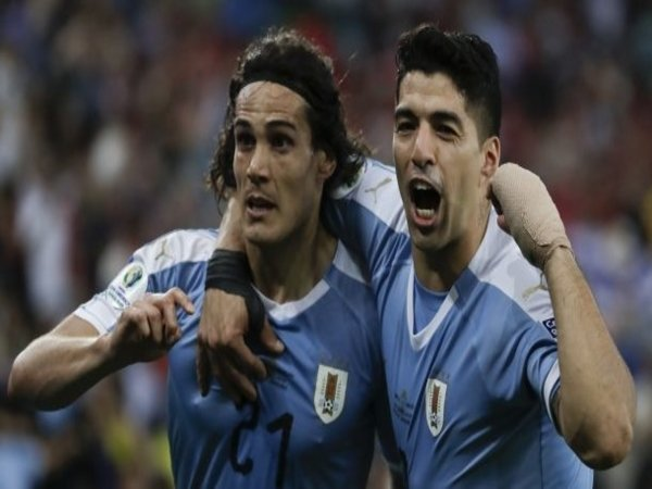 Copa America: Gol Tunggal Cavani Bantu Uruguay Puncaki Klasemen Grup C