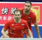 Ivanov/Sozonov Incar Emas Perdana di European Games 2019