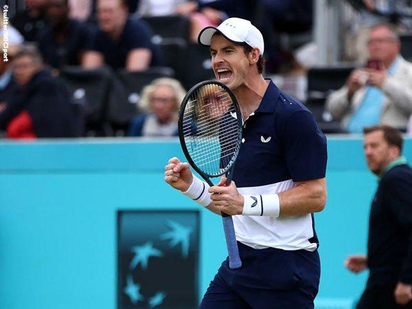 Jika Menang Di Eastbourne, Ini Janji Andy Murray