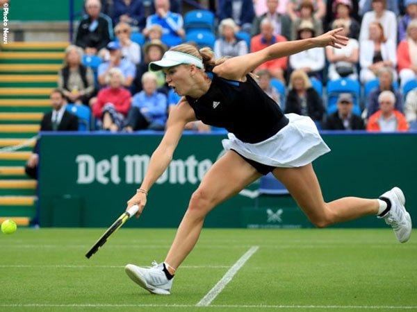 Kembali Ke Eastbourne, Caroline Wozniacki Siap Pertahankan Gelar