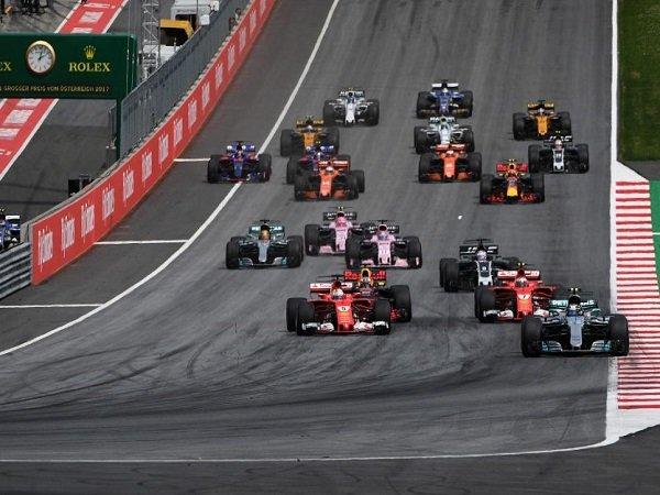 Jadwal Lengkap F1 GP Austria 2019