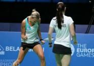 European Games 2019: Atlet Belanda vs Inggris Berlaga di Perebutan Emas Ganda Putri
