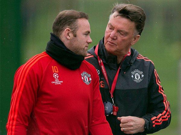 Bukan Ferguson, Rooney Klaim Van Gaal Pelatih Terbaiknya