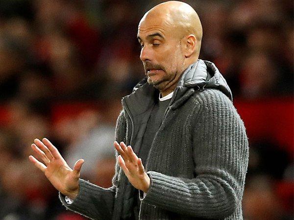 Guardiola Sebut Liverpool Cemburu Atas Kesuksesan Man City