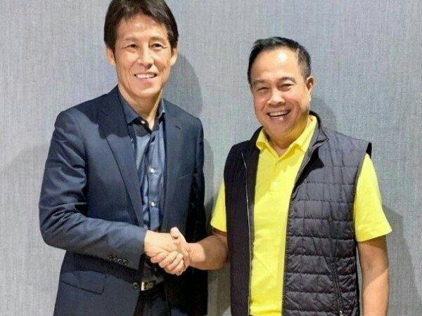 Akira Nishino Resmi Jadi Pelatih Tim Nasional Thailand