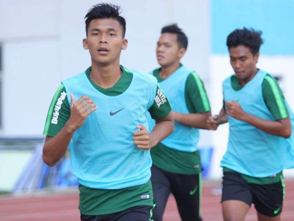 Pelatih Kurang Puas dengan Hasil Tes Fisik Pemain Timnas U19