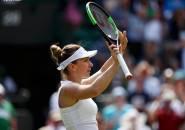 Hasil Wimbledon: Simona Halep Pulangkan Aliaksandra Sasnovich