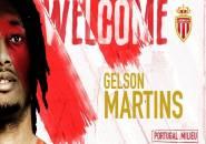 Resmi! Monaco Rekrut Gelson Martins Secara Permanen dari Atletico Madrid