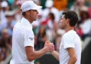 Hasil Wimbledon: Dominic Thiem Kandas Di Tangan Sam Querrey
