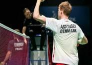 Juarai European Games 2019, Anders Antonsen Tembus 10 Besar Dunia