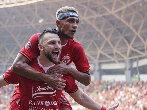 Persija dan Julion Banuelos Raih Kemenangan Perdana di Liga
