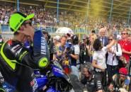 Crash Tiga Kali Beruntun, Rossi: Bukan Waktu yang Positif Buat Saya