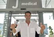 Gianluigi Buffon Tiba di Fasilitas Kesehatan Juventus untuk Jalani Tes Medis