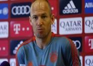 Arjen Robben Putuskan Pensiun dari Dunia Sepakbola