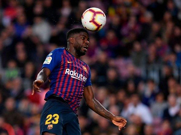Arsenal Saingi Manchester United untuk Dapatkan Samuel Umtiti
