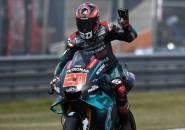 Hasil FP1 MotoGP Jerman: Quartararo Lagi-Lagi Jadi yang Tercepat